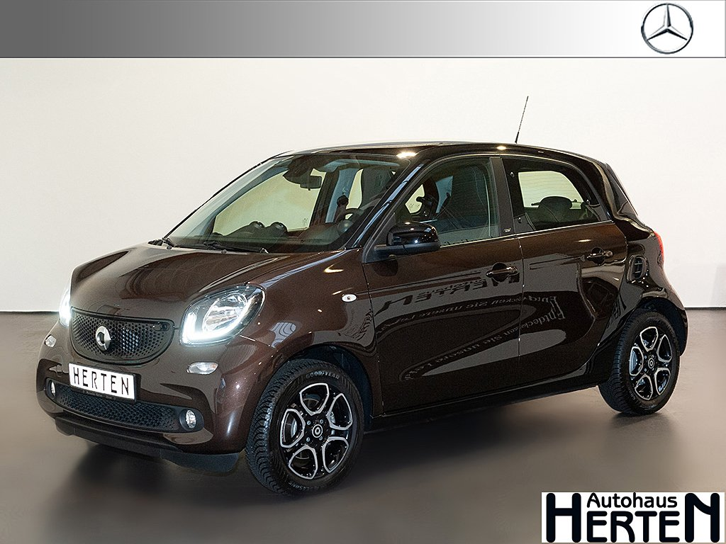 SMART smart forfour 66 KW