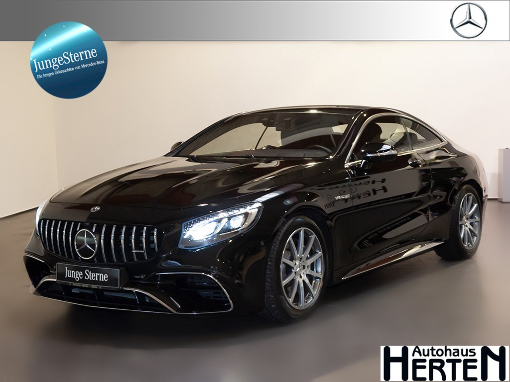 MERCEDES-BENZ Mercedes-AMG S 63 4M+Coupe