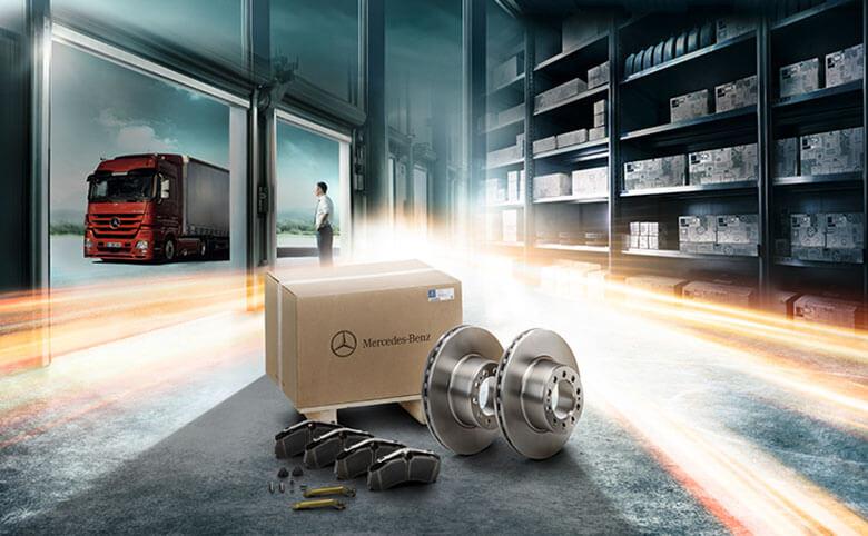 Auf in die goldene Jahreszeit: Teile- und Serviceangebote für LKW