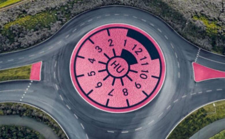 Zeit für die neue Plakette: TÜV Termine im Autohaus Herten