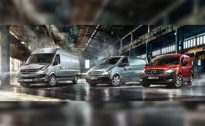 Fit fürs Frühjahr: Teileangebote für Mercedes-Benz Transporter