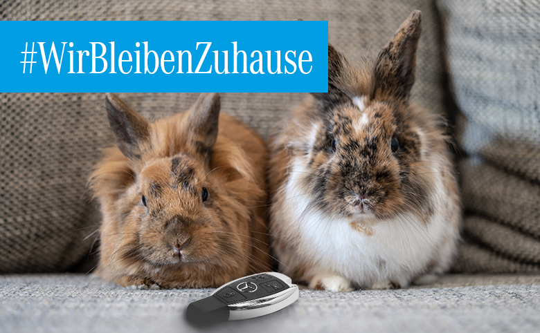 #WirBleibenZuhause: Geänderte Öffnungszeiten über Ostern
