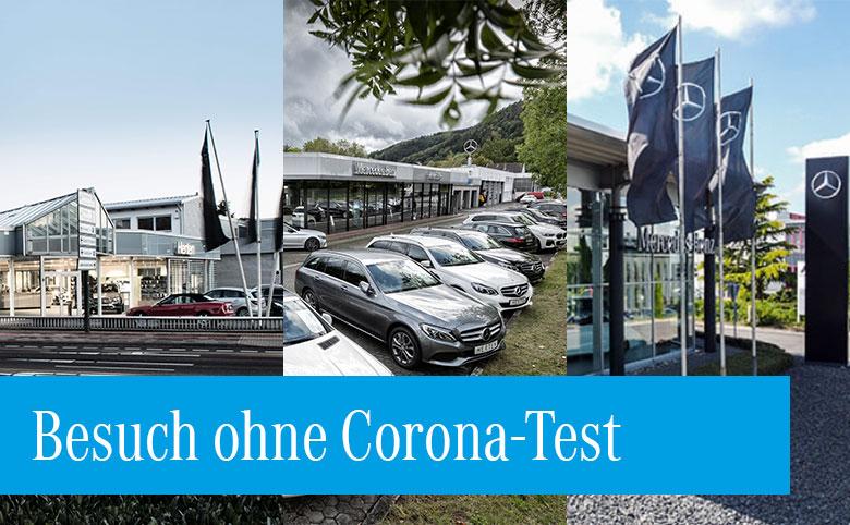 Ab 28. Mai 2021: Besuch im Autohaus Herten wieder ohne vorherigen Coronatest möglich