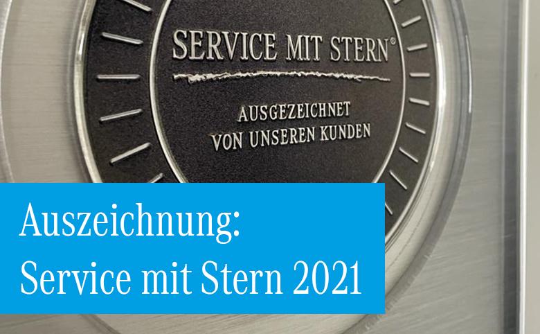 """Alle Standorte der Mercedes-Benz Autohaus Herten Gruppe erhalten das begehrte Prädikat """"Service mit Stern 2021"""""""