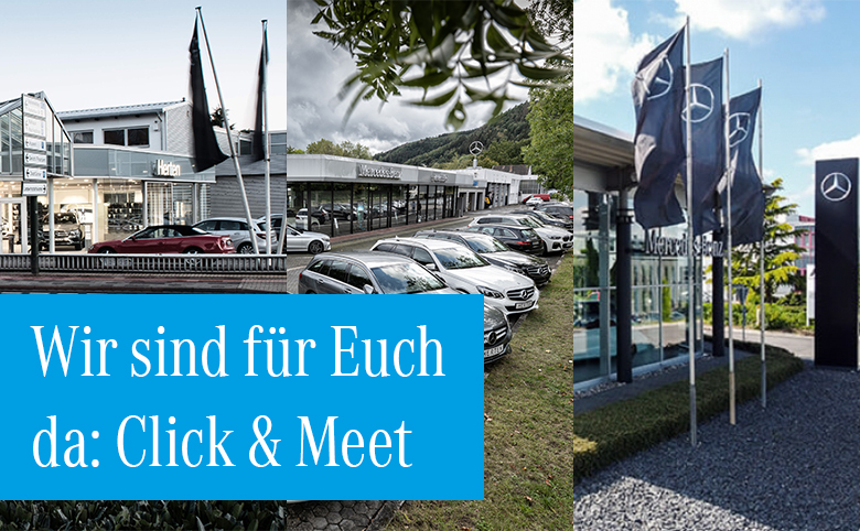 Autohaus Herten Click and Meet