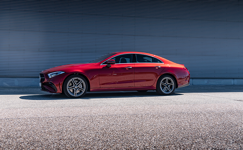 Mercedes-Benz CLS: Sportlichere Optik und noch mehr Individualisierung