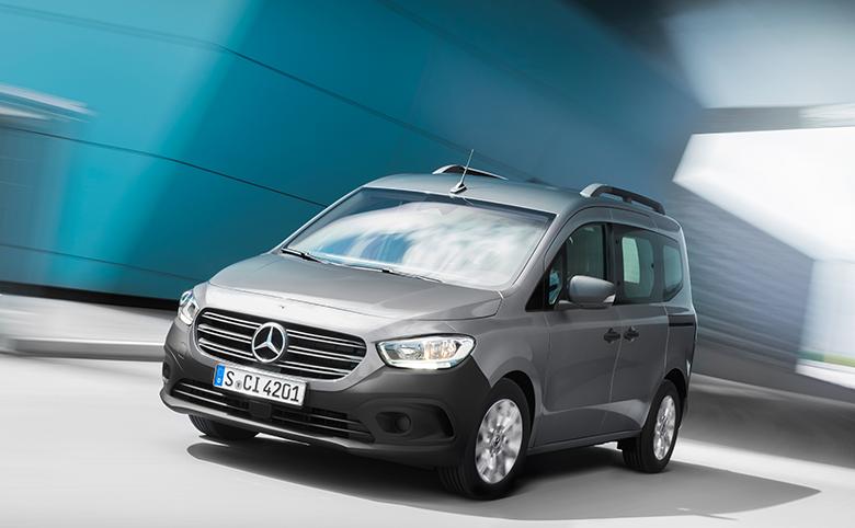 Ab sofort bestellbar: Mercedes-Benz Citan und eCitan
